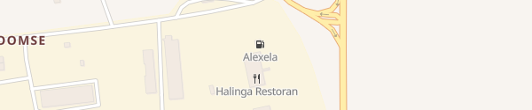 Karte Alexela Halinga