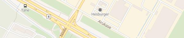 Karte Hesburger Pärnu