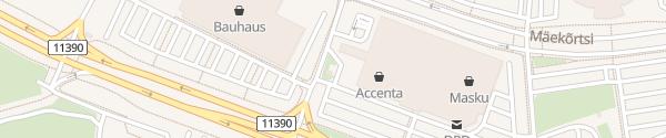 Karte Rimi Hypermarkt Tallinn