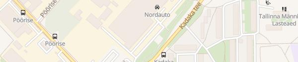 Karte Eurost Auto Tallinn