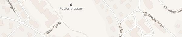 Karte Torget Havøysund