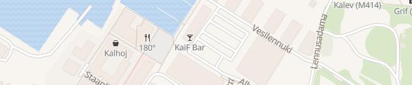 Karte Noblessneri Sadam Tallinn