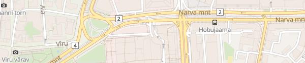 Karte Viru Keskus Tallinn