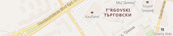 Karte Kaufland Plovdiv