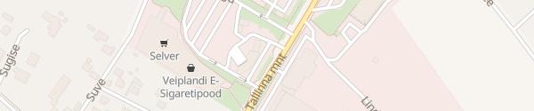 Karte Hepa Tallinna maantee Rapla