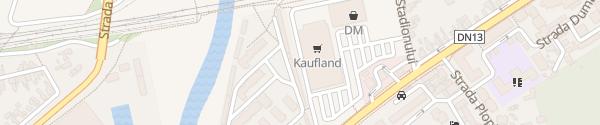 Karte Kaufland Sighișoara