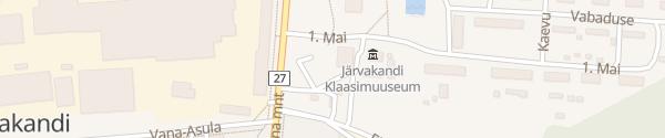 Karte Cinema Cafe Järvakandi