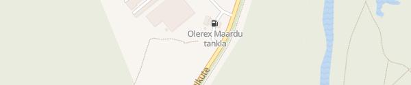 Karte Olerex Maardu