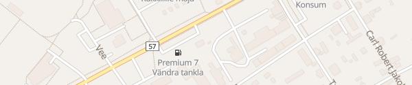 Karte Premium 7 Vändra