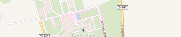 Karte Viljandi Haigla Jämejala