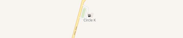 Karte Circle K Märjandi