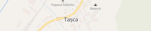 Karte Strada Bicazului Tașca