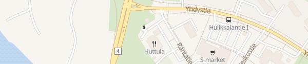 Karte Teboil Huttula Joutsa