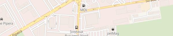 Karte Autoklass Center Pipera Voluntari
