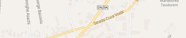 Karte Rathaus Suceava