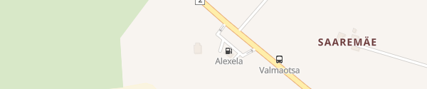 Karte Alexela Laeva