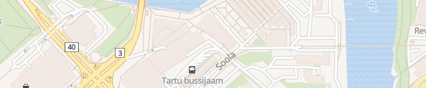 Karte Tasku Keskus Tartu