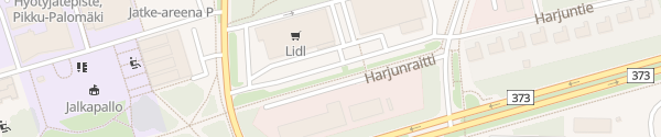Karte Lidl Tornionmäki Kouvola