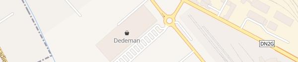 Karte Dedeman Bacau