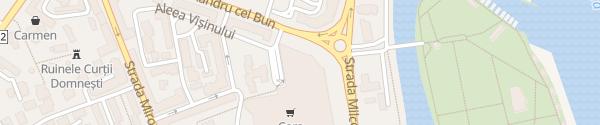 Karte Cora Bacău