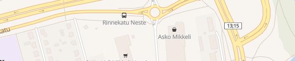 Karte Lidl Urpola Mikkeli