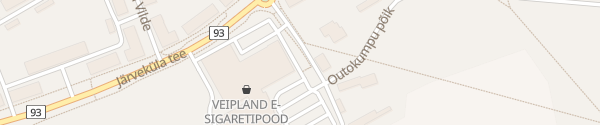 Karte Vironia Center Kohtla-Järve