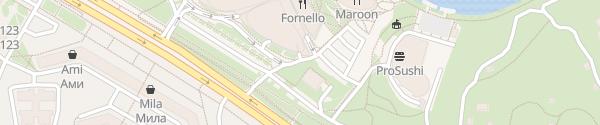 Karte Marriott Hotel Minsk
