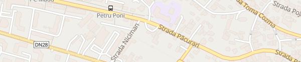 Karte MOL Iași