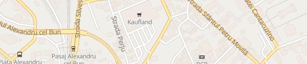 Karte Kaufland Iași