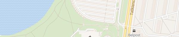 Karte Tschyschouka-Arena Minsk