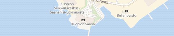 Karte Saana Kuopio