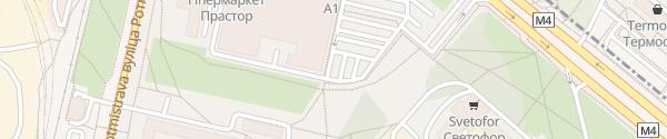 Karte ProStore Minsk