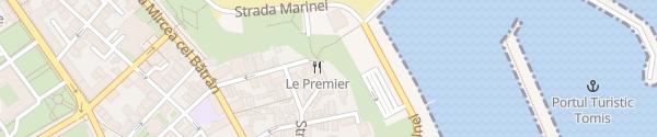Karte Le Premier Constanta