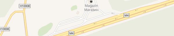 Karte Belorusneft Tankstelle 69 Карытніца