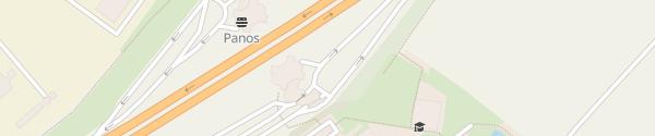 Karte IONITY Froyennes Sud Tournai