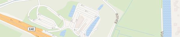 Karte Texaco E40 Drongen