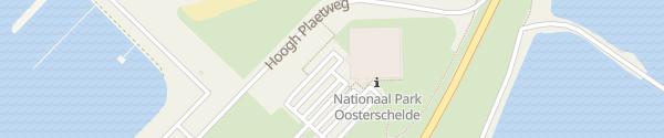 Karte Topshuis Neeltje Jans Vrouwenpolder