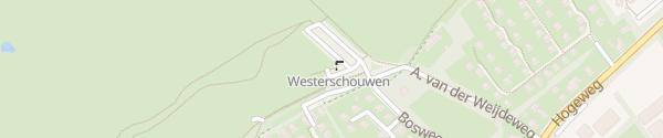 Karte E-Bike Ladesäule De Meeuwenduinen Schouwen-Duiveland