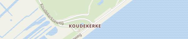 Karte E-Bike Ladestation Plompe Toren Schouwen-Duiveland
