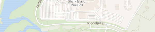 Karte Center Parcs Port Zélande Ouddorp