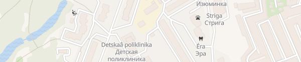 Karte Lenenergo Schnelllader Сертолово