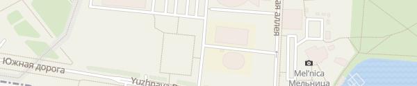 Karte Lenergo Schnellladesäule Sankt Petersburg