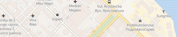 Karte Astarta Kyiv Київ