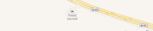Karte Kaspiy Lobkova Balka с.Лобкова Балка