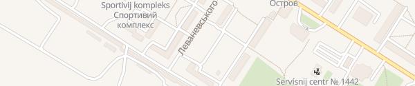 Karte Nano Bakhmut
