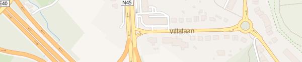 Karte Ibis Aalst Aalst