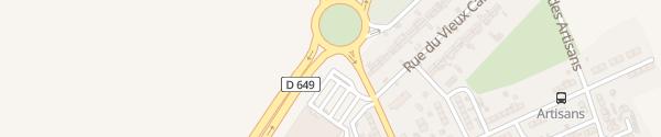 Karte Intermarché Jeumont