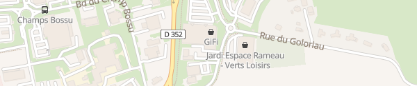 Karte Leclerc Paray-le-Monial