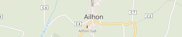 Karte Le Village Ailhon