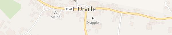 Karte Champagne Drappier Urville